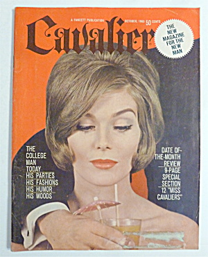 Cavalier Magazine - October 1963 - Lisa Peterson