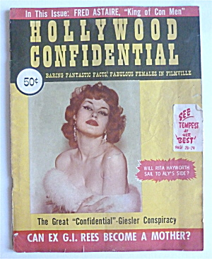 Hollywood Confidential Magazine-1955-rita Hayworth