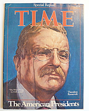 Time Magazine 1976 The American Presidents