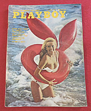 Vintage Playboy - August 1972 - Linda Summers (Image1)
