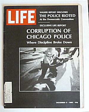 Life Magazine-December 6, 1968-Chicago Police  (Image1)