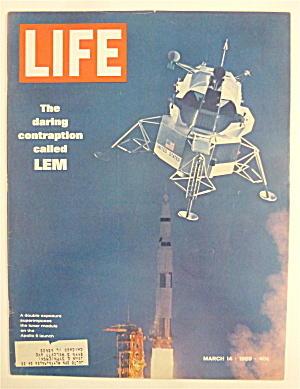 Life Magazine-march 14, 1969-lem