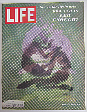 Life Magazine-April 4, 1969-Sex In The Lively Arts  (Image1)