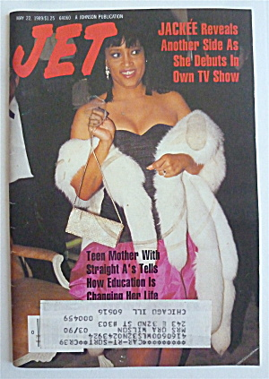 Jet Magazine May 22, 1989 Jackee'