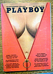 Vintage Playboy-July 1973-Martha Smith (Image1)