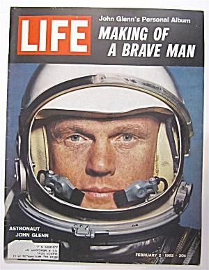 Life Magazine February 2, 1962 John Glenn (Image1)