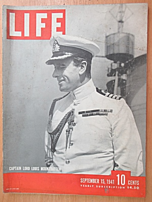 Life Magazine August 5, 1966 Highest Photos Of Earth