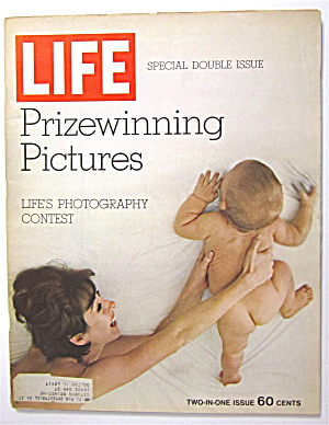 Life Magazine-december 25, 1970-prizewinning Pictures