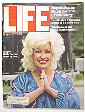 Life Magazine October 1979 Dolly Parton