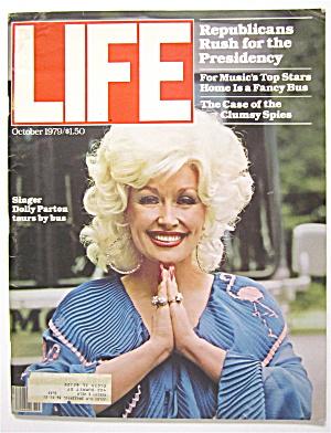 Life  Magazine October 1979 Dolly Parton  (Image1)