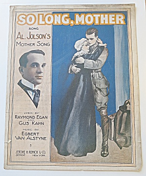 1917 So Long, Mother Song