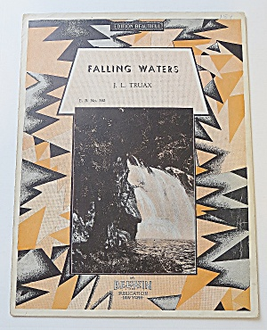 1930's Falling Waters (Image1)