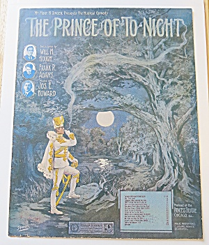1909 The Prince Of To Night