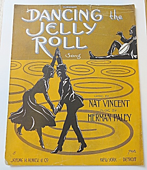 1915 Dancing The Jelly Roll