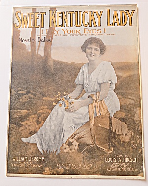 1914 Sweet Kentucky Lady - Dry Your Eyes