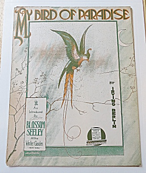 1915 My Bird Of Paradise