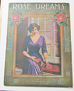 1916 Rose Dreams Reverie
