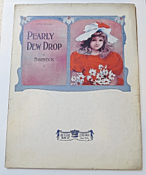 1900's Pearly Dew Drop