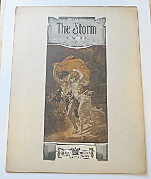 1900's The Storm