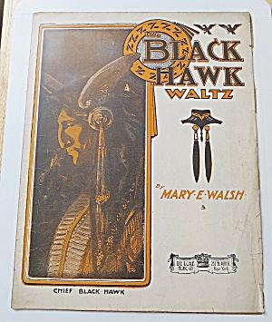 1908 The Black Hawk Waltz