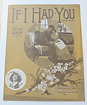 1914 If I Had You