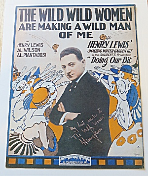 1917 The Wild Wild Women (Image1)