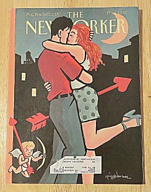 New Yorker Magazine August 25 & September 1, 1997 (Image1)