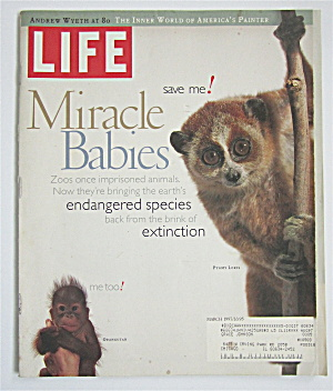 Life Magazine-march 1997-miracle Babies