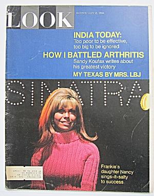 Look Magazine July 12, 1966 Nancy Sinatra (Image1)