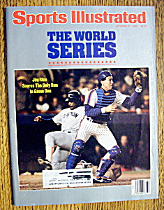 Sports Illustrated Magazine-October 27, 1986-Jim Rice (Image1)