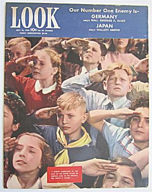 Look Magazine July 13, 1943 I Pledge Allegiance (Image1)