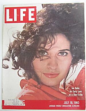 Life Magazine July 18, 1960 Ina Balin (Image1)