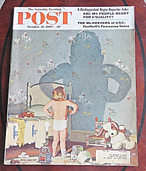 Saturday Evening Post October 22, 1960 Mckeevers