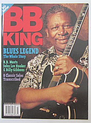 Bb King March 6, 1995 Blues Legend (The Whole Story)