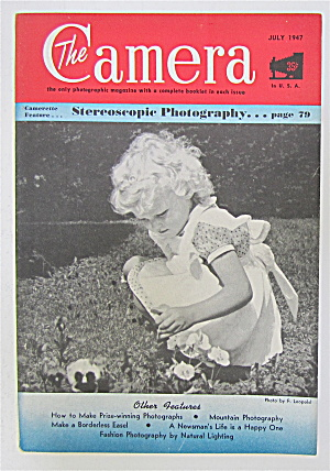 The Camera Magazine July 1947 Stereoscopic Photography