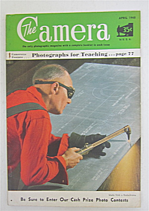 The Camera Magazine April 1948 Photographs