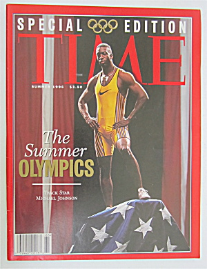 Time Magazine Summer 1996 Summer Olympics
