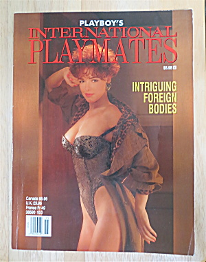 Playboy's International Playmates 1993 Foreign Bodies