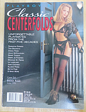 Playboy's Classic Centerfolds 1998 Past Five Decades