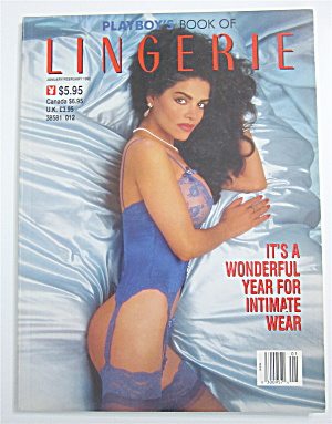 Playboy's Lingerie January/february 1992 Tera Tabrizi