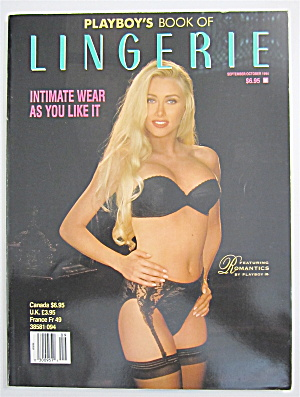 Playboy's Lingerie September 1994 Kimberly Donley
