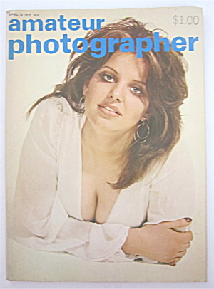 Amateur Photographer Magazine April 10, 1974