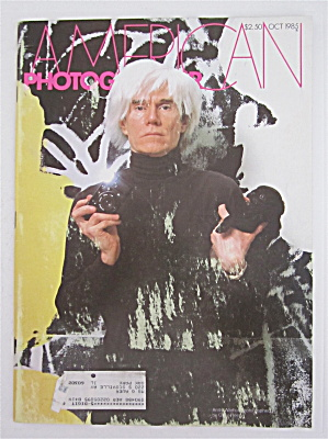 American Photographer Magazine October 1985 (Image1)