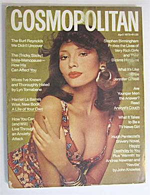 Cosmopolitan Magazine April 1973 Burt Reynolds (Image1)