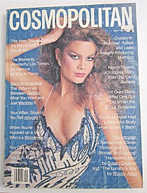 Cosmopolitan Magazine April 1981 Kenny Rogers (Image1)