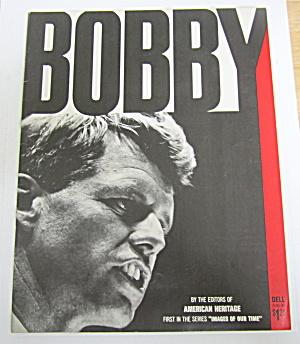 Bobby Magazine 1968 Bobby Kennedy  (Image1)