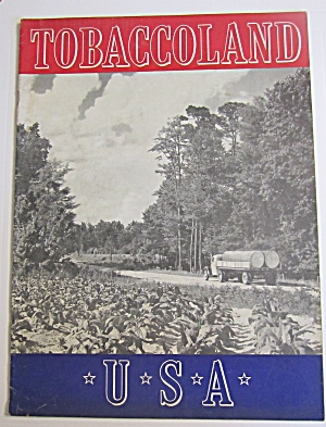 Tobaccoland Magazine 1943