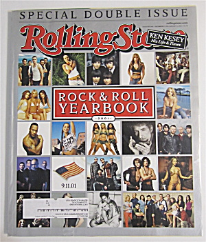 Rolling Stone December 27, 2001-january 3, 2002