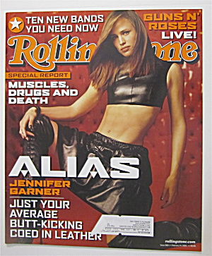 Rolling Stone February 14, 2002 Jennifer Garner  (Image1)