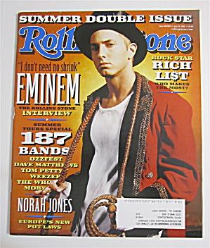 Rolling Stone July 4-11, 2002 Eminem  (Image1)